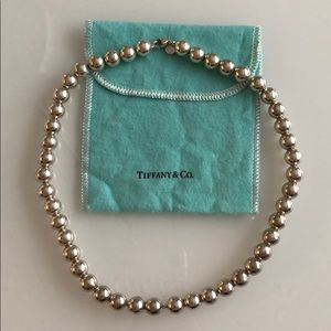 Tiffany & Co. HardWear 10mm Silver Ball Necklace